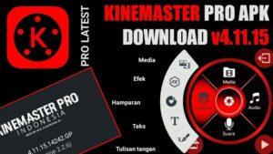 KineMaster Pro Aplikasi Edit Video Terbaik