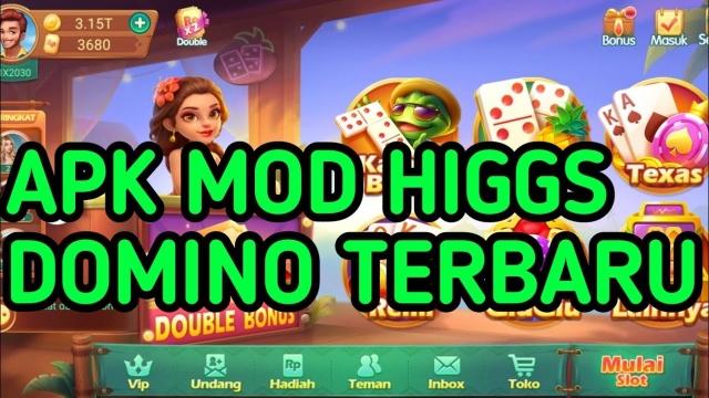 Download Higgs Domino Mod Apk Versi Terbaru dan Versi Lama